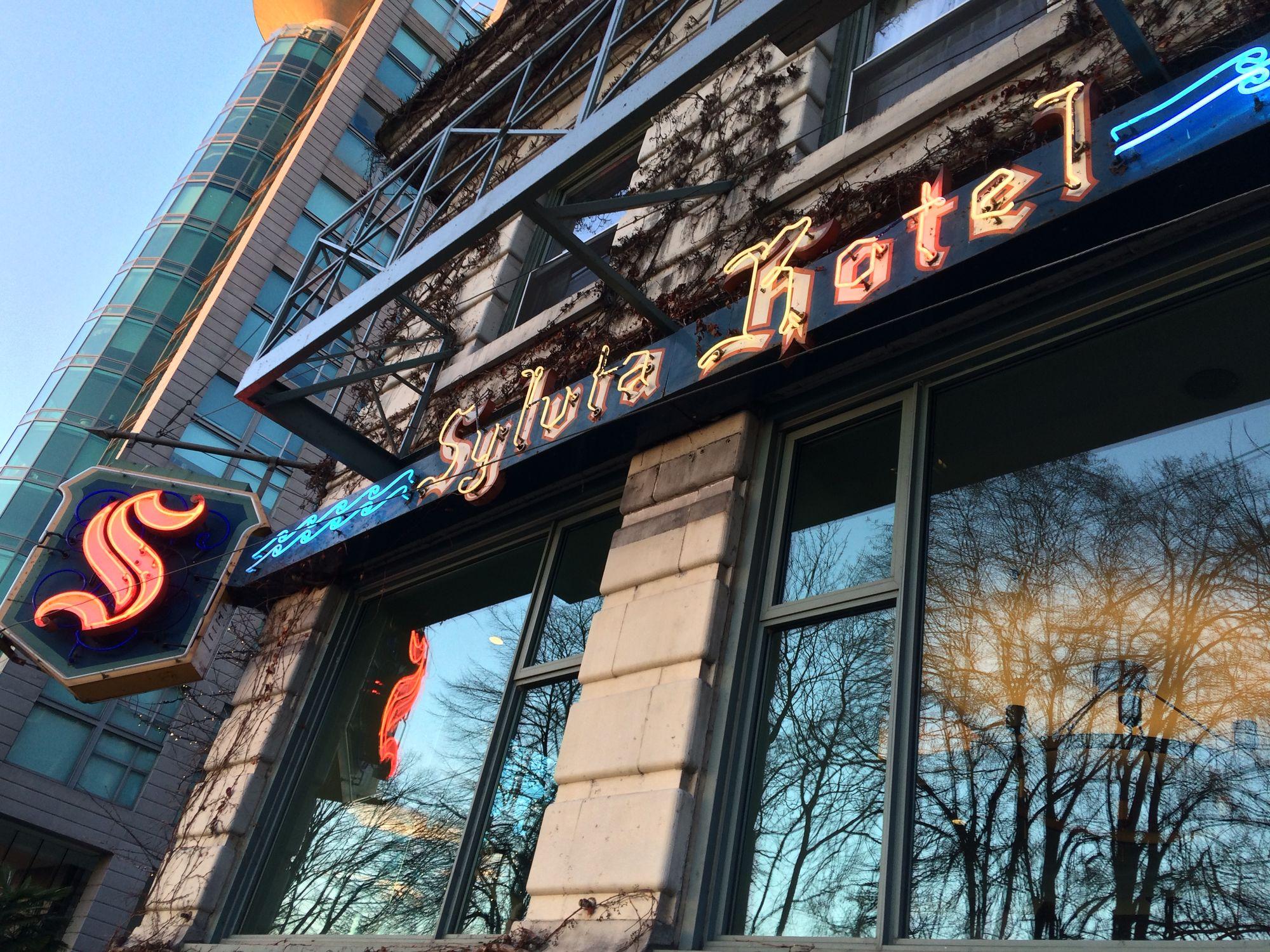 A Vancouver Landmark - The Sylvia Hotel