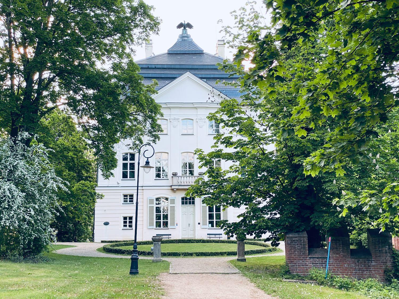 Explore the Small Hidden Palace of Ostromecko, Poland