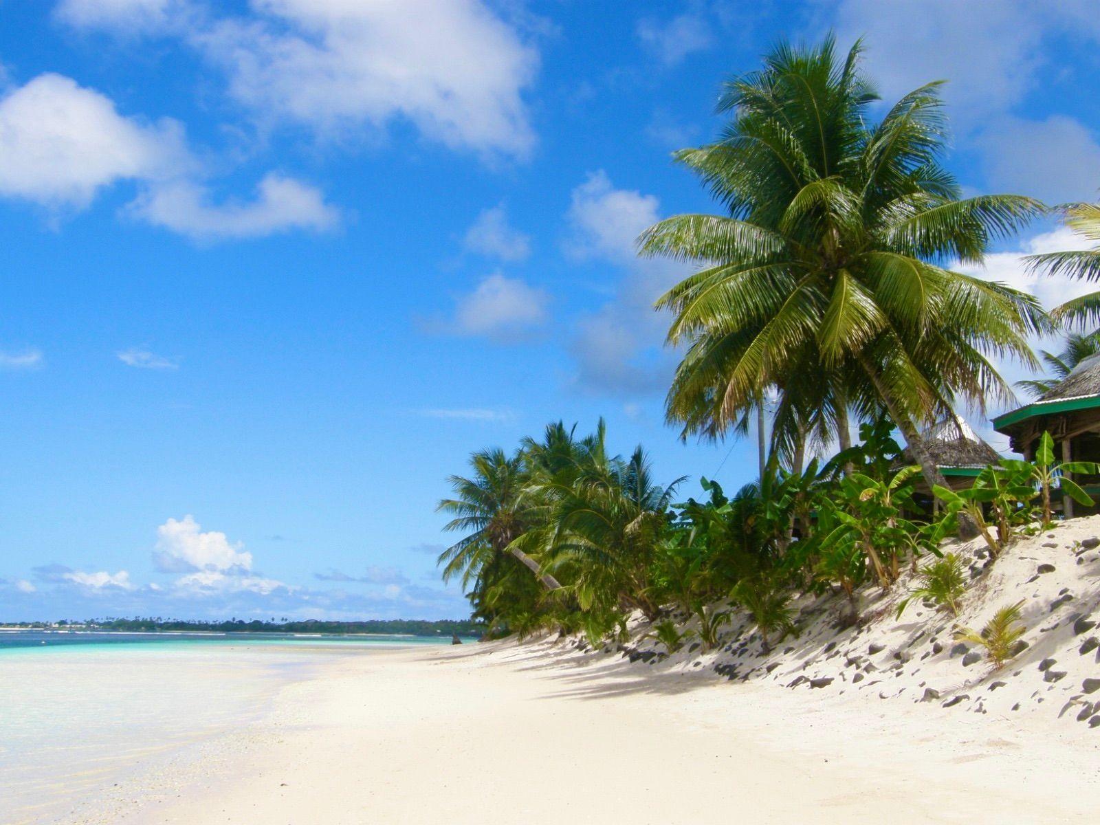 Postcard from An Island Treasure